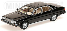 Maserati Quattroporte 3 Royale Limousine 1989 Black Black 1:43 Minichamps