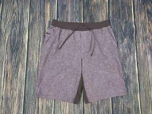 "Men's Lululemon Pace Breaker 9"" Lined Running Shorts Athletic Shorts Size XL"