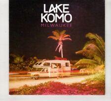 (HT373) Lake Komo, Milwaukee - 2016 DJ CD