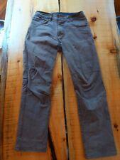 Mens Kuhl Rydyr pants size 32x34 Brown Patina dye