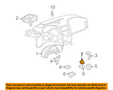 Chevrolet GM OEM 05-13 Corvette-Ignition Switch 25900944