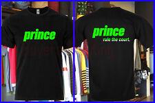Sports Logo Prince Sporting goods T shirt rackets footwear apparel tennis balls