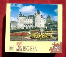 LA ROCHE COURBON CASTLE, FRANCE JIGSAW PUZZLE - BIG BEN / MBPUZZLES.COM
