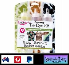 Tulip One Step - 3 Color Tie Dye Kit - CAMOUFLAGE - Dyes up to 9 Projects