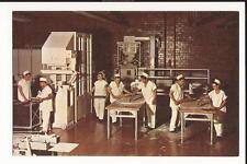 Boys Town NE Young Bread Bakers 1956 Linen Postcard