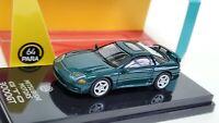 1:64 Paragon PARA64 Mitsubishi 3000GT GTO Panama Green Mica RHD kyosho tarmac ig
