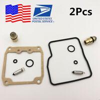 For Suzuki vz800 1400 vs1400 vs800 92-09 Carburetor Carb Repair Rebuild Kit 2Pcs