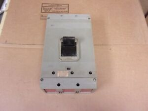 ITE Frame HP3-F160, 3P 600VAC, 1600 Amp trip Circuit Breaker
