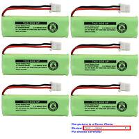 Kastar Ni-MH Battery Replace for Vtech BT183482 BT283482 & Vtech LS6405 LS6425