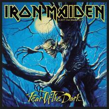 Officiel sous Licence - Iron Maiden - Fear Of The Dark Patch à Coudre Métallique