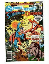 DC COMICS PRESENTS #24 (FN) 1980 SUPERMAN AND DEADMAN