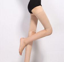 Women Slim Thigh Shaper Sleeves  Sport Prevent Varicose Veins Compression Socks