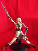 """JUNK"" FINAL FANTASY Xlll Lightning 9"" 23cm Square Enix FIGURE Play Arts KAI/ UK"
