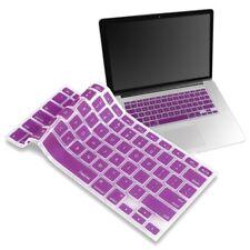 "Silicone Keyboard Skin Cover For Apple Macbook Pro Air Mac Retina 13"" 15"" 17"" ++"