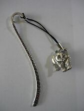 Panda codea40 Made From Fine English Pewter On A PATTERN Bookmark