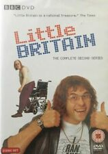 Little Britain -  The Complete Second Series DVD 2005
