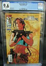 Tomb Raider #41 (2004) Beautiful Adam Hughes Cover CGC 9.6 ZZ11