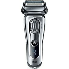 Braun Series 9 9093s Wet n Dry Electric Shaver, Electric Men