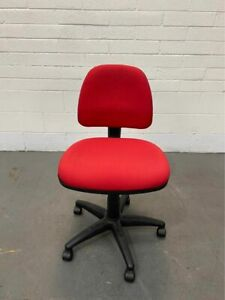 Ergonomic Red Office Chairs