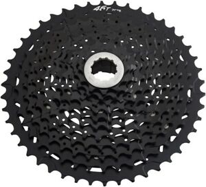 Microshift cs-g113 alloy carrier Cassette 11 speed 11-46 black Shimano compatibl