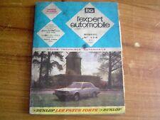 REVUE TECHNIQUE EXPERT AUTOMOBILE HONDA ACCORD (modèles 1979)