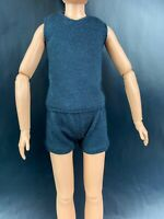 Creatable World Doll Two Piece Black Tank Top Shorts Underclothes Underwear Set