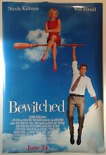 """BEWITCHED double sided movie poster 27""""x 40"""""""