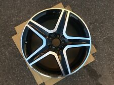 "19"" Genuine Mercedes AMG (Front) Alloy Wheel  A156 401 0600"