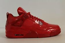 Men's Nike Air Jordan Retro 11LAB4 UNIVERSITY RED OCTOBER 719864-600 Sz 10