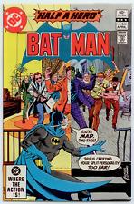 DC Batman #346 NM+ 9.6 . Two-Face, Catwoman