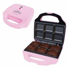 Mini Brownie Maker Pink - Global Gizmos