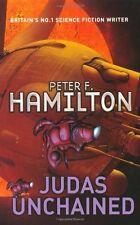 Judas Unchained (Commonwealth Saga),Peter F. Hamilton- 9780330493536