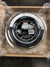 Tourna Big Hitter Black 7 - 1.25mm 17g (black) 660ft. 200m Reel Tennis String