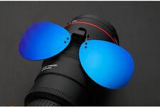 Espejo Exterior Conducir Clip-on Lentes Flip Hasta Gafas de sol Polarizadas A224