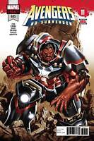Avengers #685 Legacy no surrenders cover A 1st print