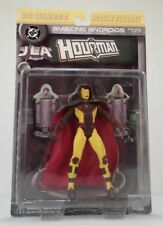 "2000 DC Direct Toys Amazing Android Series Hourman 6"" Action Figure JLA Classic"