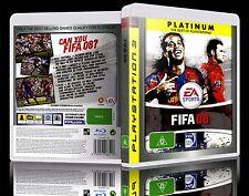 (PS3) FIFA 08 / 2008 / 2K8 (Platinum) (G) (Sports: Soccer / Football) Guaranteed