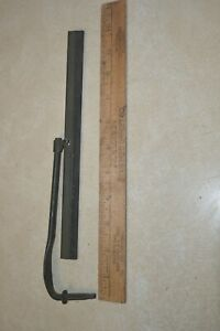Passenger Side Hand Wiper Blade MB GPW G503 Factory OE NOS Jeep Willys Ford