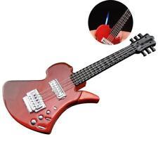Guitar Shaped Novelty Butane Lighters/Decor Pieces Multiple Colors USA Seller!