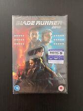 BLADE RUNNER 2049 (DVD) Harrison Ford , Ryan Gosling  *BRAND NEW & SEALED*