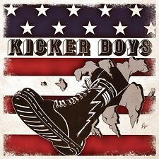 KICKER Boys-Kicker Boys LP ANTI HEROS Cock Sparrer the Business/200