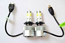 FORD TRANSIT CUSTOM 2012+ 2x H7 Kit Car LED Head light Bulbs PURE WHITE