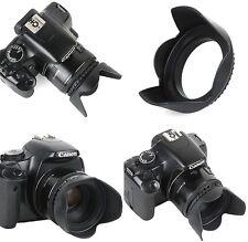 Hard Pro Lens Hood For Panasonic Lumix DMC-G2 DMC-G10 DMC-GF1K DMC-G5KK DMC-G5
