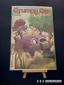 Dynamite Comics Grumpy Cat And Pokey Issue 3 (2016) Bagged & Boarded