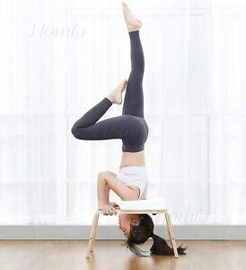 Yoga Sgabello per panca verticale sulla testa sedia di inversione yoga Fitness
