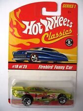 Hot Wheels Classics