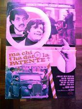 Soggettone MA CHI T'HA DATO LA PATENTE? 1970 Franco Franchi, Ciccio Ingrassia