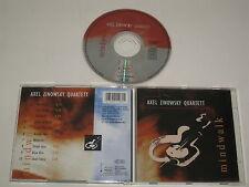 AXEL ZINOWSKY QUARTETT/MINDWALK(ACÚSTICO MUSIC 319.1064.2) CD ÁLBUM
