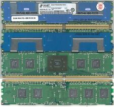 **4Pcs/2GB**Smart Module 512MB DDR2-667 PC2-5300 ECC FB Memory-SG647FBD64852IBD5