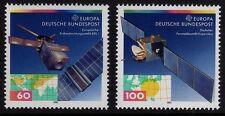 Germany 1991 Europa, Space SG 2374-2375 MNH